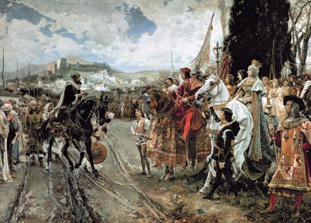 La toma de Granada