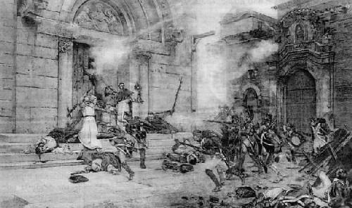 guerra de independencia en España