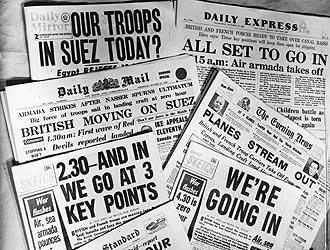 periodicos-anunciado-la-guerra-de-suez